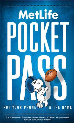MetLife Pocket Pass
