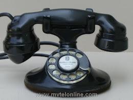 Cradle Phones - Northern Electric 202 1