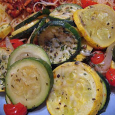 Scalloped Zucchini & Yellow Squash