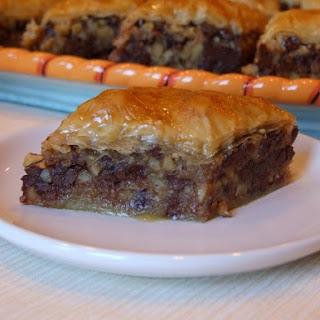 Chocolate Baklava Recipes