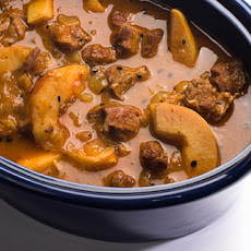 Tunisian Lamb and Quince Stew Recipe