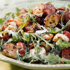 Chicken & Chorizo Salad