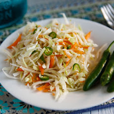 Ridiculously Easy Southwestern Coleslaw