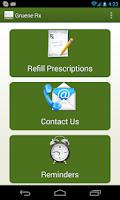 Screenshot of Gruene Road Pharmacy