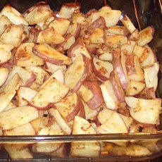 Abbie's Spicy Oven-Roasted Potatoes