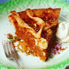Mrs. White's Treacle Pie