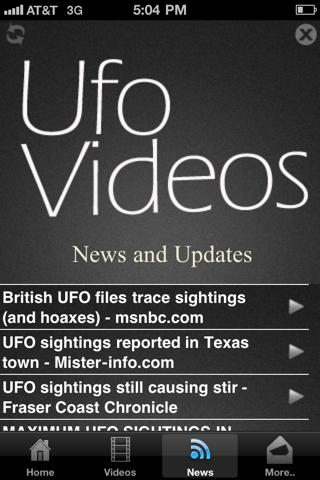 Best UFO Videos