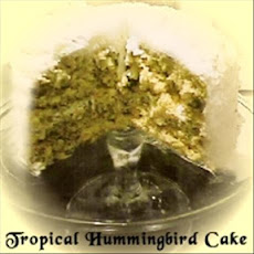 Tropical Hummingbird Cake