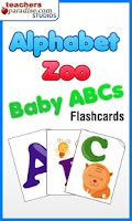 Screenshot of Alphabet Zoo Baby ABCs