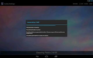 Screenshot of Sudoku Challenge HD