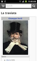 Screenshot of Verdi Opera La Traviata 3/4