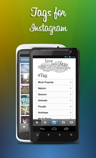 Tags for Instagram - screenshot
