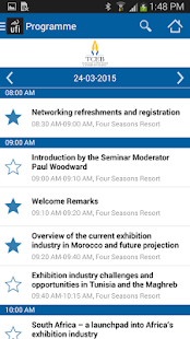 UFI Marrakech 2015 - screenshot