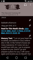 Screenshot of SDA Sabbath School Quarterly