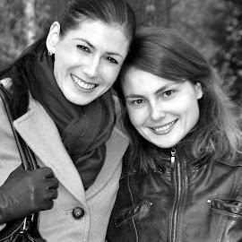 sisters by Darko Kordic - People Couples