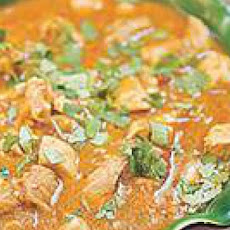 Chandran's Chicken Curry