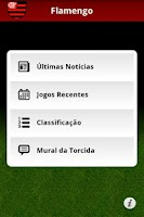 Screenshot of Flamengo Mobile