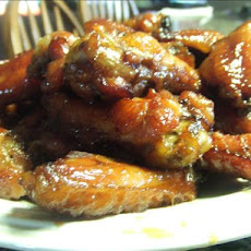 Brandied Chicken Wings