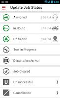 Screenshot of Roadside Connect