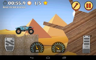Screenshot of Racer: Off Road