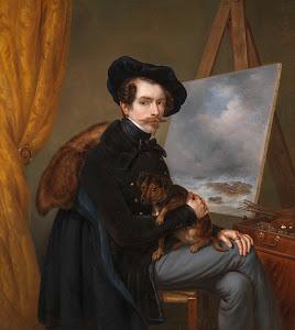 RIJKS: Louis Meijer: painting 1838
