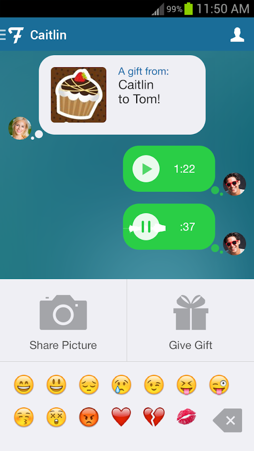 Flurv - Meet, Chat, Friend Screenshot 2
