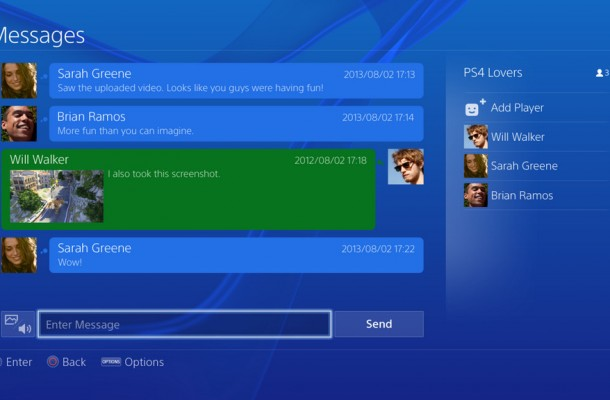 PS4 link app arriving with the next PS Vita firmware update