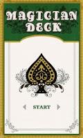 Screenshot of Magician Deck