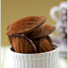 Chocolate Madeleines