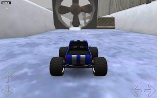 Screenshot of Toy Truck Rally 3D