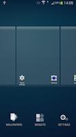 Screenshot of Galaxy Launcher (TouchWiz)