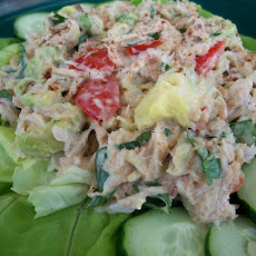 Crabby Avocado Salad