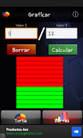 Screenshot of Percentage Calculator