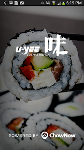 U-Yee Sushi - screenshot