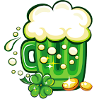 DecoBeer: St. Patrick's Day icon