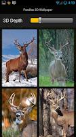Screenshot of Deer Hunt Season Live Wallaper