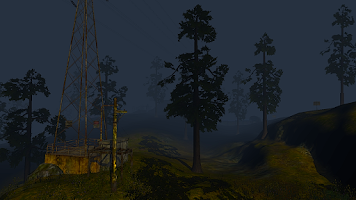 Screenshot of Slender Awake : The Rising