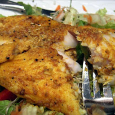 Indian Spiced Fish