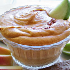 Autumn Creamy Pumpkin Pie Dip