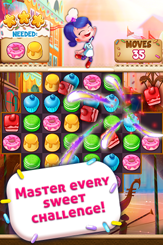 Cupcake Mania - screenshot