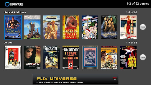FlixUniverse GTV Beta version