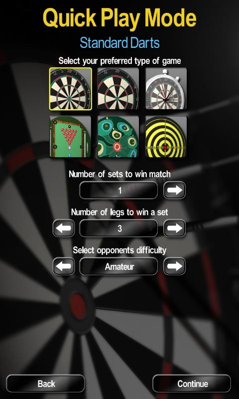 Pro Darts 2017 Screenshot 6