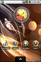 Screenshot of ColorfulBack:aHome Theme