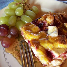 Verry Berry French Toast