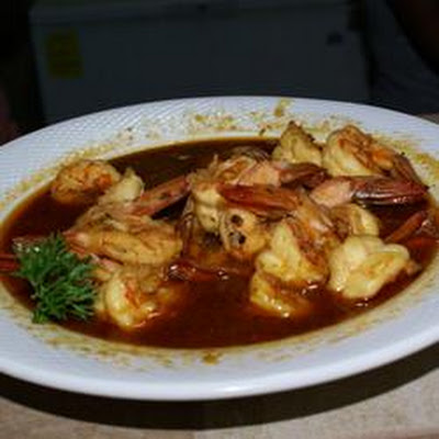 Real New Orleans Style BBQ Shrimp