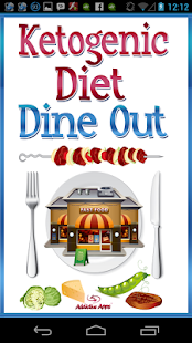 Ketogenic Dine Out - screenshot