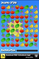 Screenshot of Fruit Frenzy GTV
