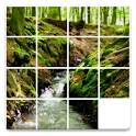 Puzzle slide : Paysage icon
