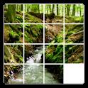 Puzzle slide : Paysage