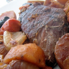 Pot Roast (Crock Pot)